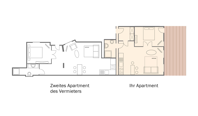 Gesamtübersicht-Apartment-I-mit-Schlafcouch